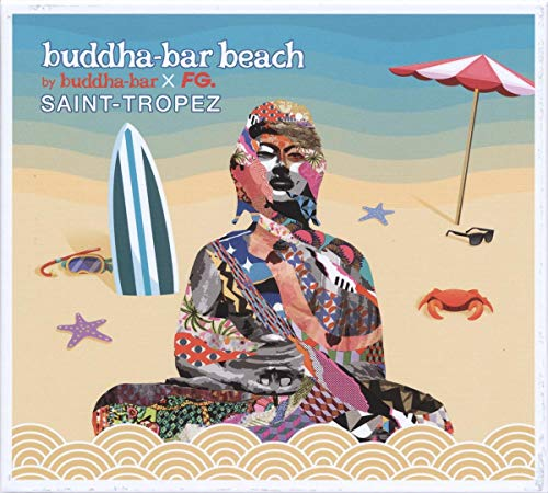 Buddha Bar Beach: Saint Tropez / Various