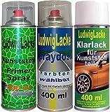 Juego de aerosoles de plástico para Mercedes IKONENGOLD 419