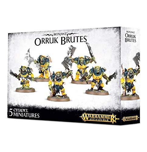 Games Workshop Savage Orruks - Bonesplitterz 89-19 - Warhammer Age of Sigmar