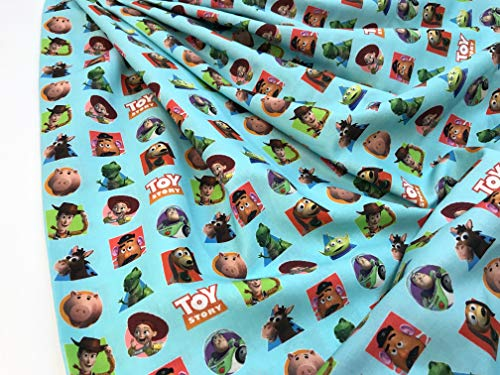 cortinas infantiles toy story
