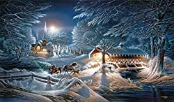 Terry Redlin Evening Frost Elite