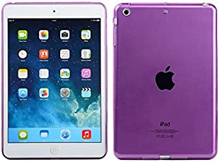 Onlineb2c High Quality Clear Soft TPU Transparent Gel Silicone Bumper Tab Case Skin Cover for Apple iPad Mini 1 / 2 / 3 7.9