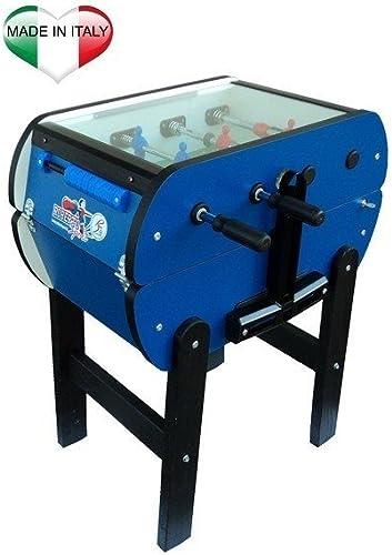en stock Roberto Sport Futbolín Futbolín Fútbol Roby Color Carcasa Professional azul azul azul Fútbol Futbolín  ventas en linea