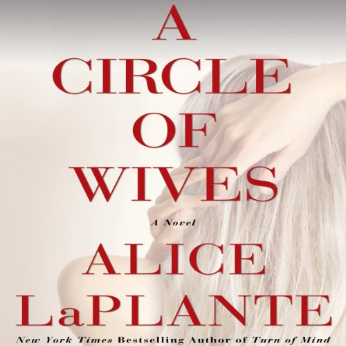 A Circle of Wives audiobook cover art