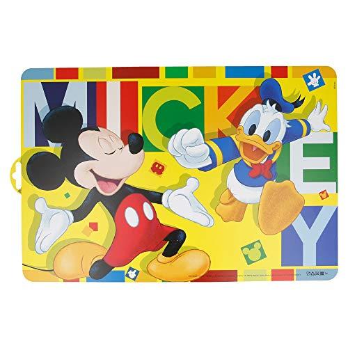 Stor tafelkleed Mickey Mouse – Disney – waterkleuren