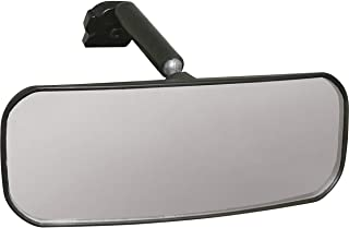 with Shims for 1.5in. Seizmik 18055 Halo R Rear View Mirror 1.625in