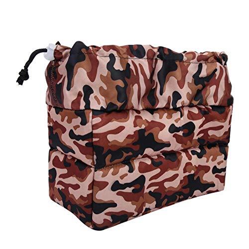 DAUERHAFT Camera Backpack Shockproof,for DSLR Camera(Desert camouflage)