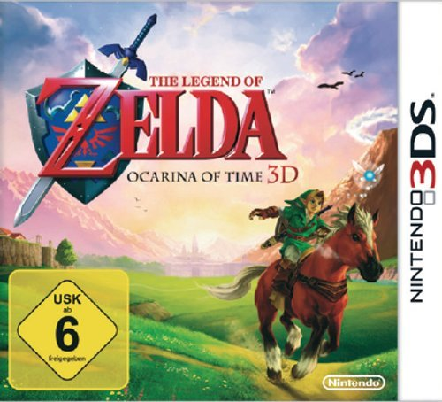The Legend of Zelda: Ocarina of Time 3D - [Edizione: Germania]