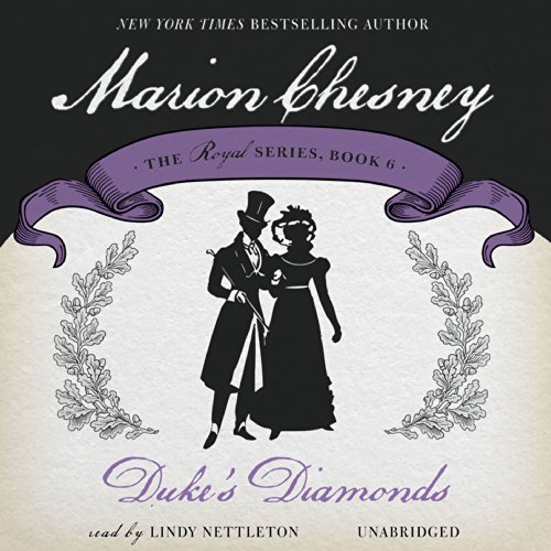 Duke's Diamonds audiobook cover art