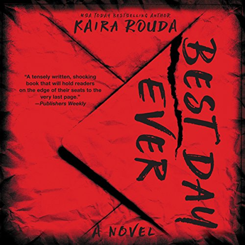 Best Day Ever audiobook cover art