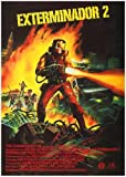 Exterminator 2 Poster 01 Photo A4 10x8 Poster Print