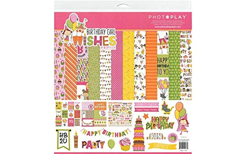 Photoplay Paper BWG9073 BGW Collection Pack 12x12, 12-x-12-Inch