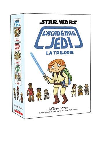 Coffret Star Wars: l'Acad?mie Jedi