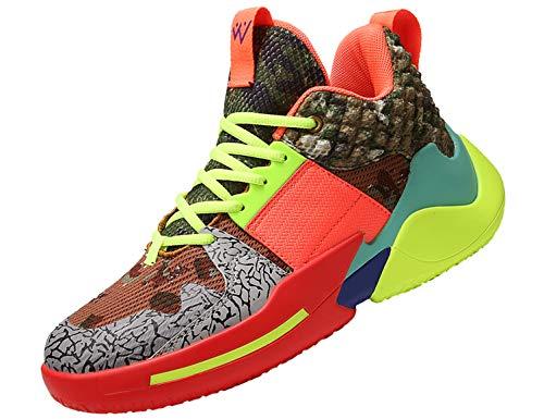 SINOES Unisex Sportschuhe Laufschuhe Sneakers Atmungsaktiv Turnschuhe Air Sport Casual Shoes Herren Damen