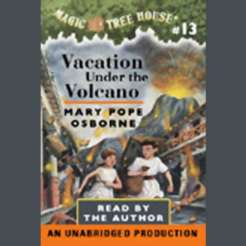 Vacation Under the Volcano audiobook cover art