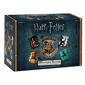 Hogwarts Battle - The Monster Box of Monsters Expansion Card Game