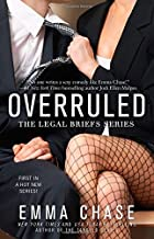 By Emma Chase - Overruled (2015-05-13) [Paperback]