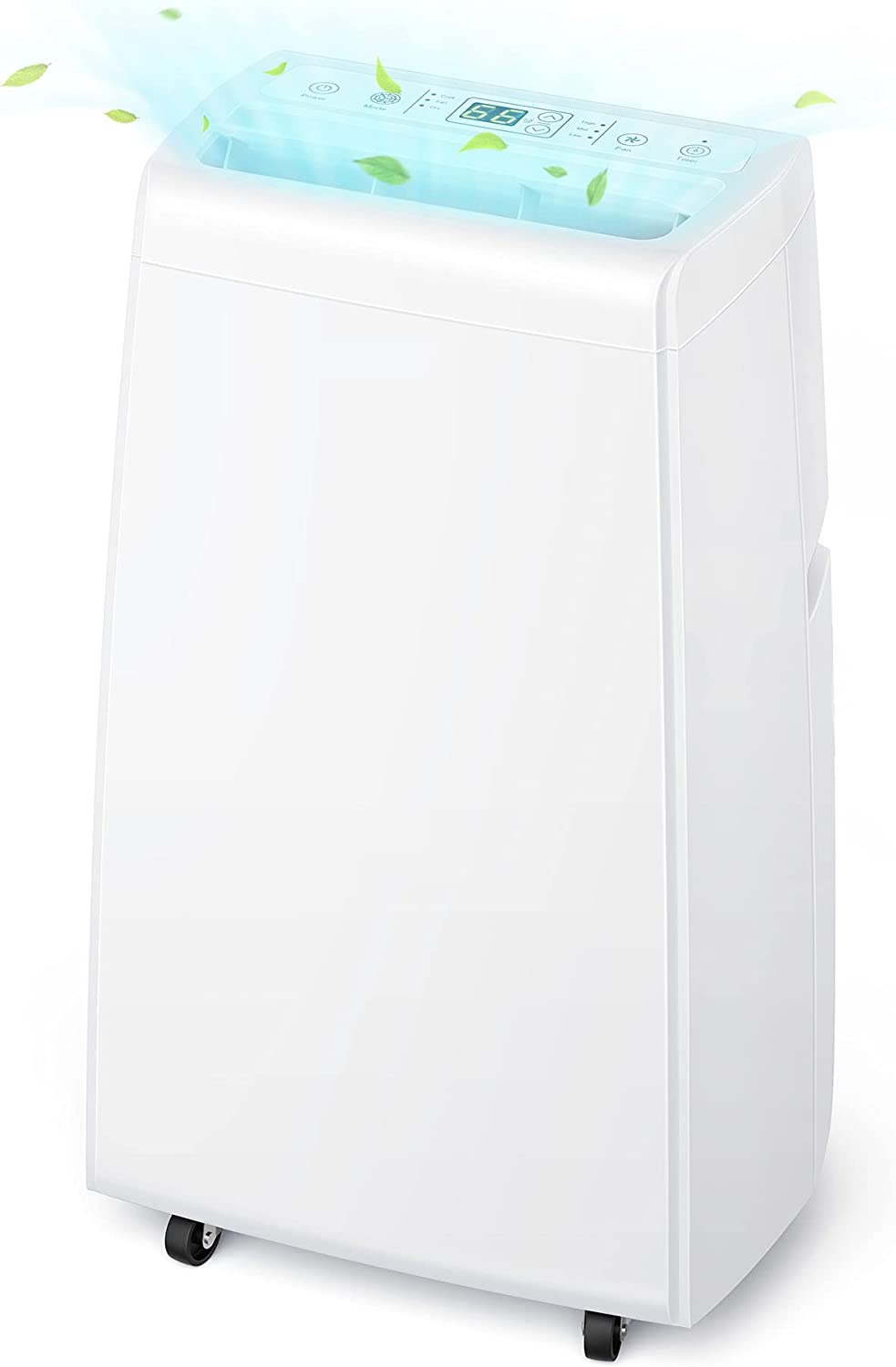 Portable Air Conditioner 年間定番 アイテム勢ぞろい 10000 BTU with 3-in-1 AC Unit