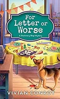 For Letter or Worse (Stationery Shop Mystery Book 2)