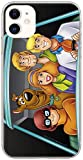 Estuche para iPhone 11 Scooby Doo Original con Licencia Oficial, Carcasa, Funda, Estuche de Material...