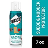 Scotchgard Suede & Nubuck Protector, 7 Ounces, 7 Oz