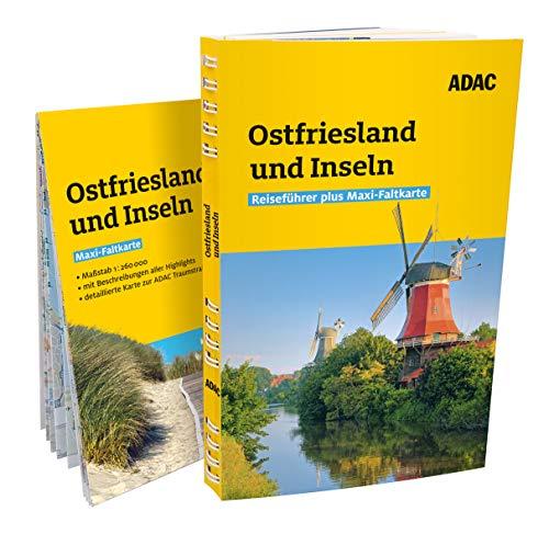 ADAC Reiseführer plus Ostfriesland und Ostfriesische Inseln: mit Maxi-Faltkarte zum Herausnehmen