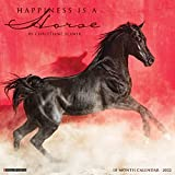 Happiness is a Horse 2022 Wall Calendar