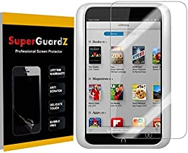 Barnes & Noble Nook 7 (2012 Release) - SuperGuardZ Screen Protector [3 Pack] - Ultra Clear, Anti-Scratch, Anti-Bubble