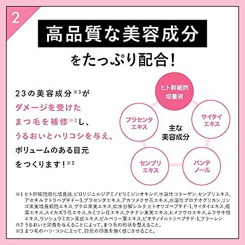 PHOEBEBEAUTYUP(フィービー)まつげ美容液アイラッシュセラム日本製ヒト幹細胞培養液