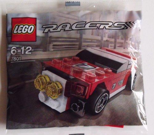 LEGO Racers: Rally Corredor Establecer 7801 (Bolsas)