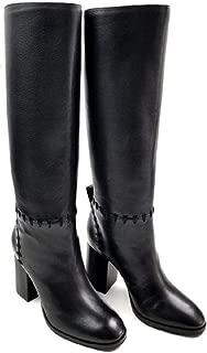 42750 Contraire 90MM Black Boots Size 8.5