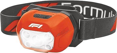 Formula 1 COB-Led-hoofdlamp, werklamp, werklamp, 400 lumen, waterdicht, oplaadbaar met USB, voor auto, werkplaats, camping