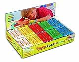 Jovi Caja de plastilina, 30 Pastillas 50 g básicos, 6 x 5 Colores (70B)