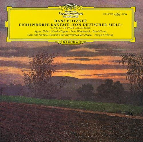 Pfitzner: Von deutscher Seele, Op.28 / Part One - Mensch und Natur - Der Sturm geht lärmend um das Haus (Live)