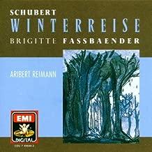 Schubert Winterreise D 911 - Brigitte Fassbaender EMI