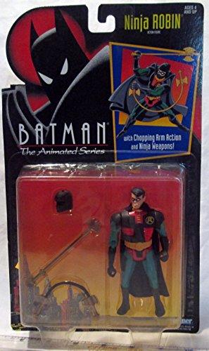 Kenner BTAS Batman the Animated Series Ninja Robin Action Figure