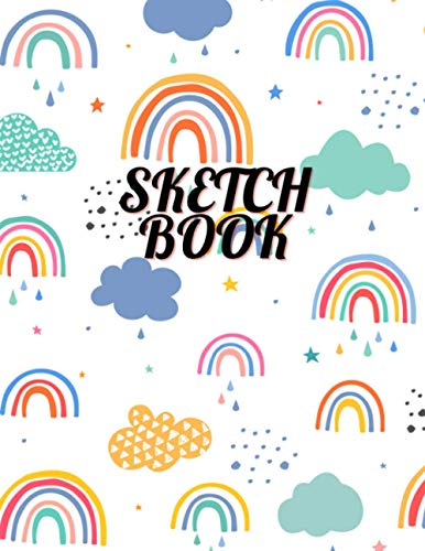 Sketch Book: Drawing Pad for Children Kids Drawing,Sketching,Painting,Writing 8.5x11 (Notebook for School and Studying)