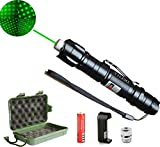 Green Light PPT Pointer High Power Visible Beam with Adjustable Focus for Pointing