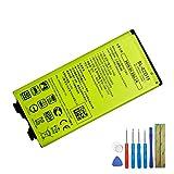 E-yiiviil Batería de repuesto BL-42D1F de iones de litio compatible con LG G5 G5 Lite H820 H830 LS992 VS987 con herramientas de instalación