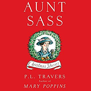 Aunt Sass audiobook cover art