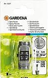 Gardena 5337-20 5337-20-Tobera pulverizador 5-360 emergentes 100 y 300 del Sistema Sprinkler y aspersores aéreos, Standard