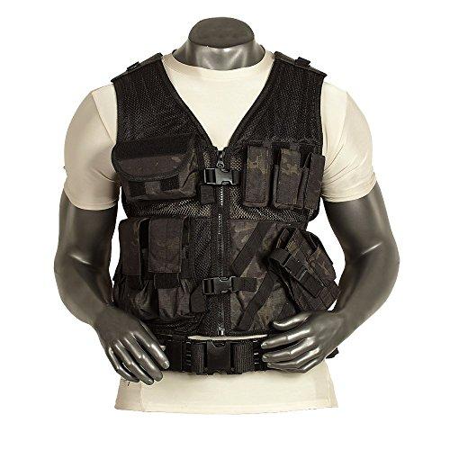 VooDoo Tactical 20-8112105330 Men's Msp-06 Entry Assault Vest