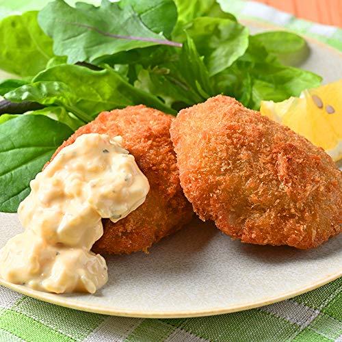 島の人 北海道産 牡蠣フライ 300g (14〜16個入り) 冷凍食品 かき カキ 揚げ物 惣菜 ご飯のお供