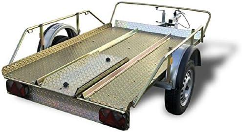 Remolque de Carga para Karts (Kart 1): Amazon.es: Coche y moto