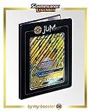 Raichu-GX SM90 Jumbo Full Art - Jumboost X Sonne & Mond 3.5 Schimmernde Legenden - Portfolio A4 - Rangement 180 Cartes