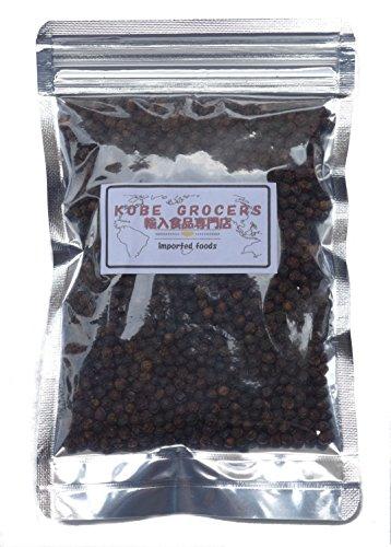 ブラックペッパーホール 100g Black Pepper Whole コウベグロサーズ
