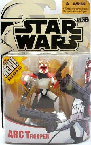 Star Wars Animated Figure ARC Trooper (Japan Import) image