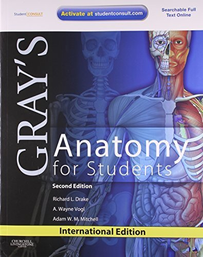 Gray's Anatomy for Students 2nd edition by Richard L. Drake (2009) Taschenbuch