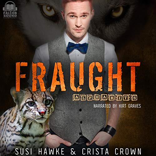 Fraught cover art