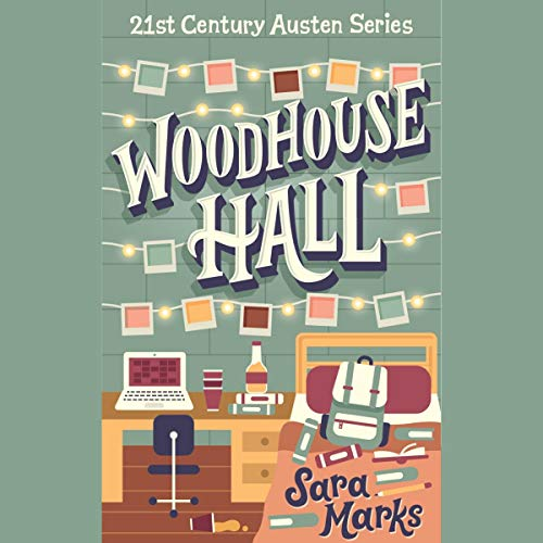 Woodhouse Hall Audiobook By Sara Marks cover art